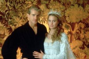 Yeah, it's sorta like The Princess Bride. Minus the GIANT nutria (thank god).