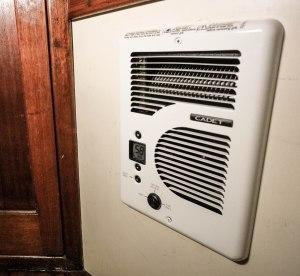 Brand new heater