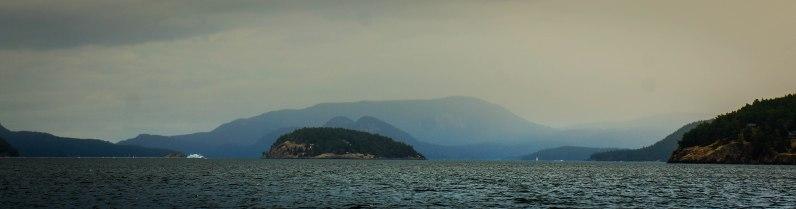 Islands on islands on islands.