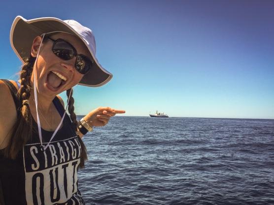 MEGAN! We saw Nautilus!